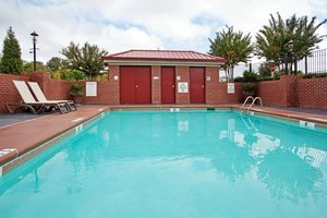 Pool - Holiday Inn Express Hotel & Suites Vista Area Columbia