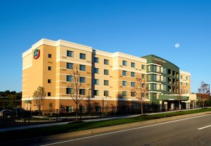 Exterior view - Courtyard by Marriott Hotel Robinson Mall Pittsburgh