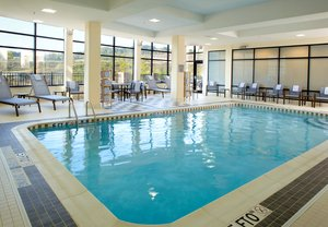 Fitness/ Exercise Room - Courtyard by Marriott Hotel Robinson Mall Pittsburgh