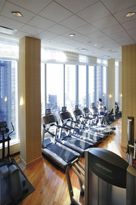Fitness/ Exercise Room - Mandarin Oriental Hotel New York
