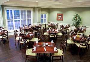 Restaurant - Courtyard by Marriott Hotel Mt Pleasant