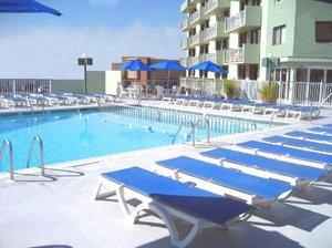 Pool - Diplomat Beach Club Suites Hotel Wildwood