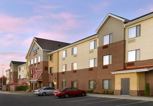 Exterior view - TownePlace Suites by Marriott Lexington Park