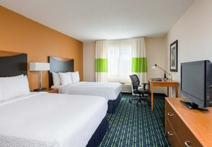 Room - Fairfield Inn by Marriott Grand Rapids