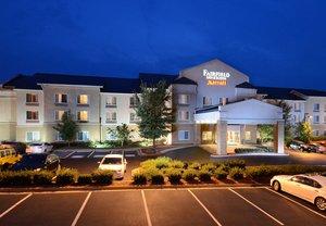 Exterior view - Fairfield Inn & Suites by Marriott Northwest Richmond