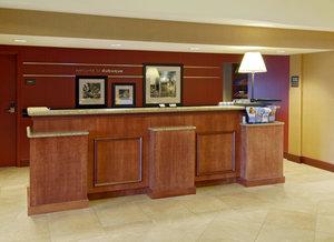 Lobby - Hampton Inn Dubuque