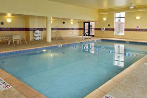 Pool - Hampton Inn Dubuque