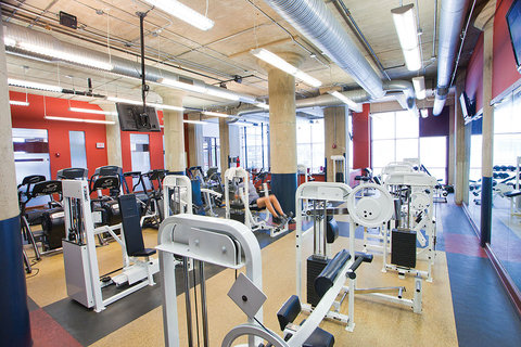 Richmond Furnished Apartment Fitness