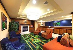 Lobby - Fairfield Inn by Marriott Lexington Park