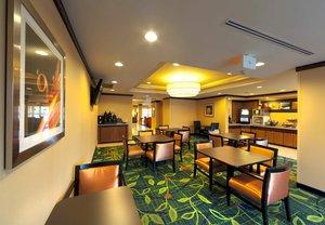 Restaurant - Fairfield Inn by Marriott Lexington Park
