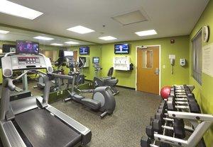 Fitness/ Exercise Room - Fairfield Inn by Marriott Lexington Park