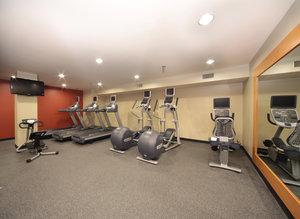 Fitness/ Exercise Room - Hilton Garden Inn University Place Pittsburgh