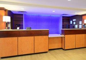 Lobby - Fairfield Inn & Suites by Marriott Northwest Richmond