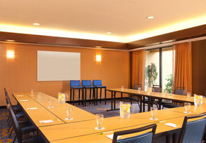 Meeting Facilities - Courtyard by Marriott Hotel Manchester