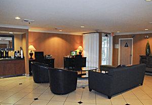 Lobby - Fairfield Inn by Marriott Ontario
