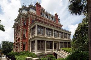 Exterior view - Wentworth Mansion Charleston