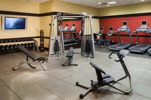Fitness/ Exercise Room - DoubleTree by Hilton Hotel Magnificent Mile Chicago