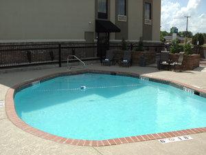 Pool - Holiday Inn Express New Albany