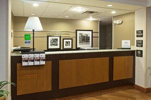 Lobby - Hampton Inn Hixson