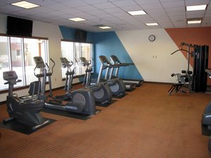 Fitness/ Exercise Room - DoubleTree by Hilton Hotel Tempe