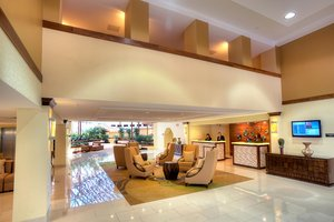 Lobby - DoubleTree by Hilton Hotel Airport Orlando