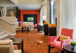 Lobby - Courtyard by Marriott Hotel Charlotte Arrowood