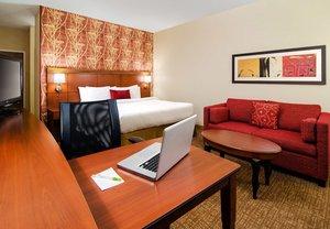 Room - Courtyard by Marriott Hotel Charlotte Arrowood