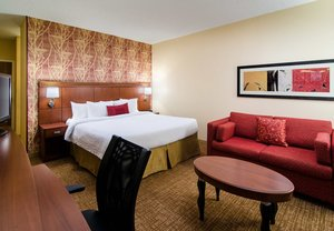 Room - Courtyard by Marriott Hotel Greenville