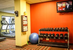 Fitness/ Exercise Room - Country Inn & Suites by Carlson Stemmons Trail Dallas