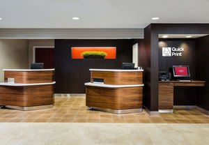 Lobby - Courtyard by Marriott Broadway Hotel Myrtle Beach