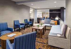 Bar - Courtyard by Marriott Broadway Hotel Myrtle Beach