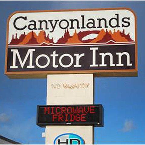 Canyonlands Motor Inn Monticello