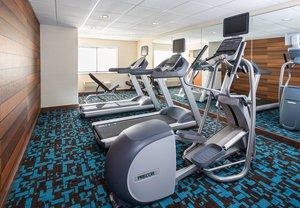 Fitness/ Exercise Room - Fairfield Inn by Marriott Grand Rapids