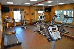Fitness/ Exercise Room - Holiday Inn Express Hotel & Suites Smithfield