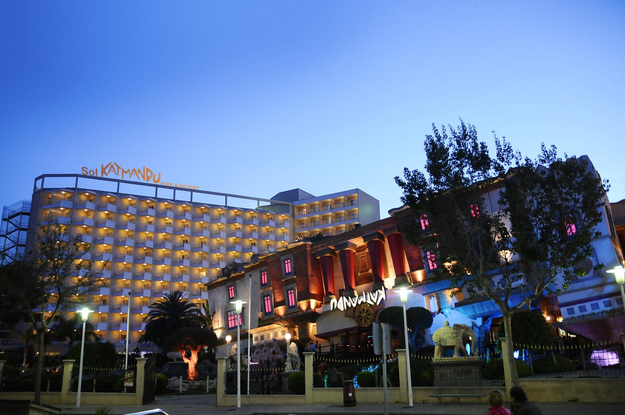 Meetings And Events At Sol Katmandu Park Resort Mallorca Es