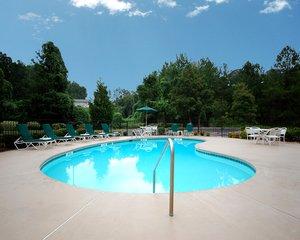 Pool - Comfort Inn Clemson