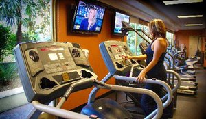 Fitness/ Exercise Room - Polo Towers Suites Las Vegas