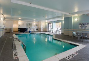 Fitness/ Exercise Room - SpringHill Suites by Marriott Downtown Columbia