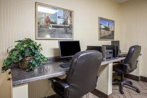 Conference Area - Comfort Inn Executive Park Charlotte