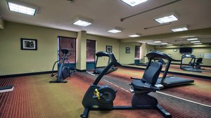 Fitness/ Exercise Room - Holiday Inn Express East Tallahassee
