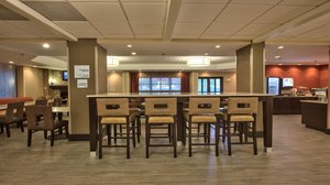 Restaurant - Holiday Inn Express East Tallahassee