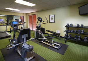 Fitness/ Exercise Room - Fairfield Inn & Suites Airport North Charleston