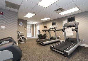 Fitness/ Exercise Room - Residence Inn by Marriott Charlotte Piper Glen