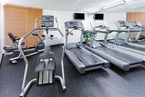 Fitness/ Exercise Room - Holiday Inn Riverview West Ashley Charleston