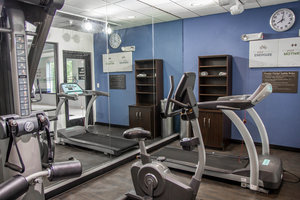 Fitness/ Exercise Room - Comfort Suites Beaufort