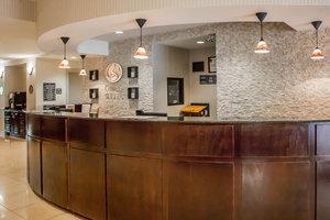 Lobby - Comfort Suites Beaufort