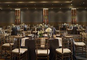 Ballroom - Marriott Hotel Downtown Kansas City
