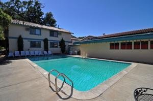 Pool - Marinwood Inn & Suites Novato