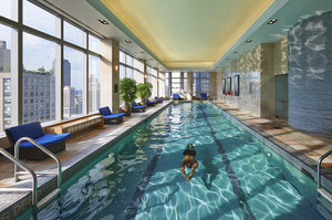 Pool - Mandarin Oriental Hotel New York