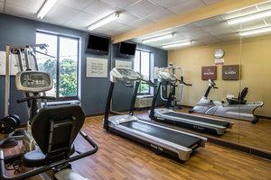 Fitness/ Exercise Room - Comfort Suites Columbus